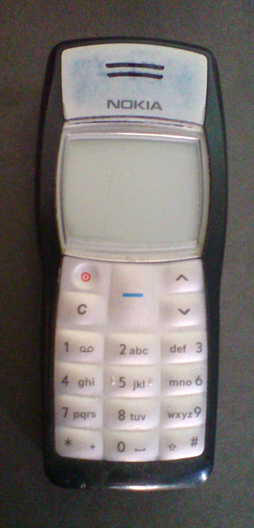 Nokia 1100 Wikipedia A Enciclopedia Livre