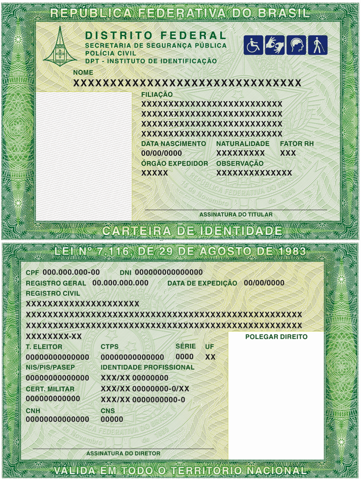 Brazilian identity card - Wikipedia