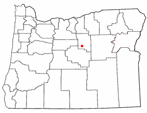 Loko di Mitchell, Oregon