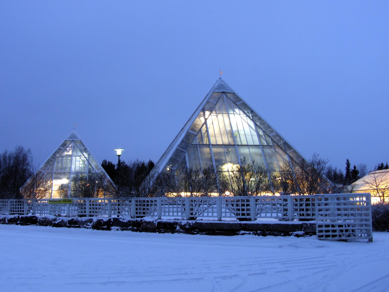 University of Oulu Botanical Gardens - Wikiwand