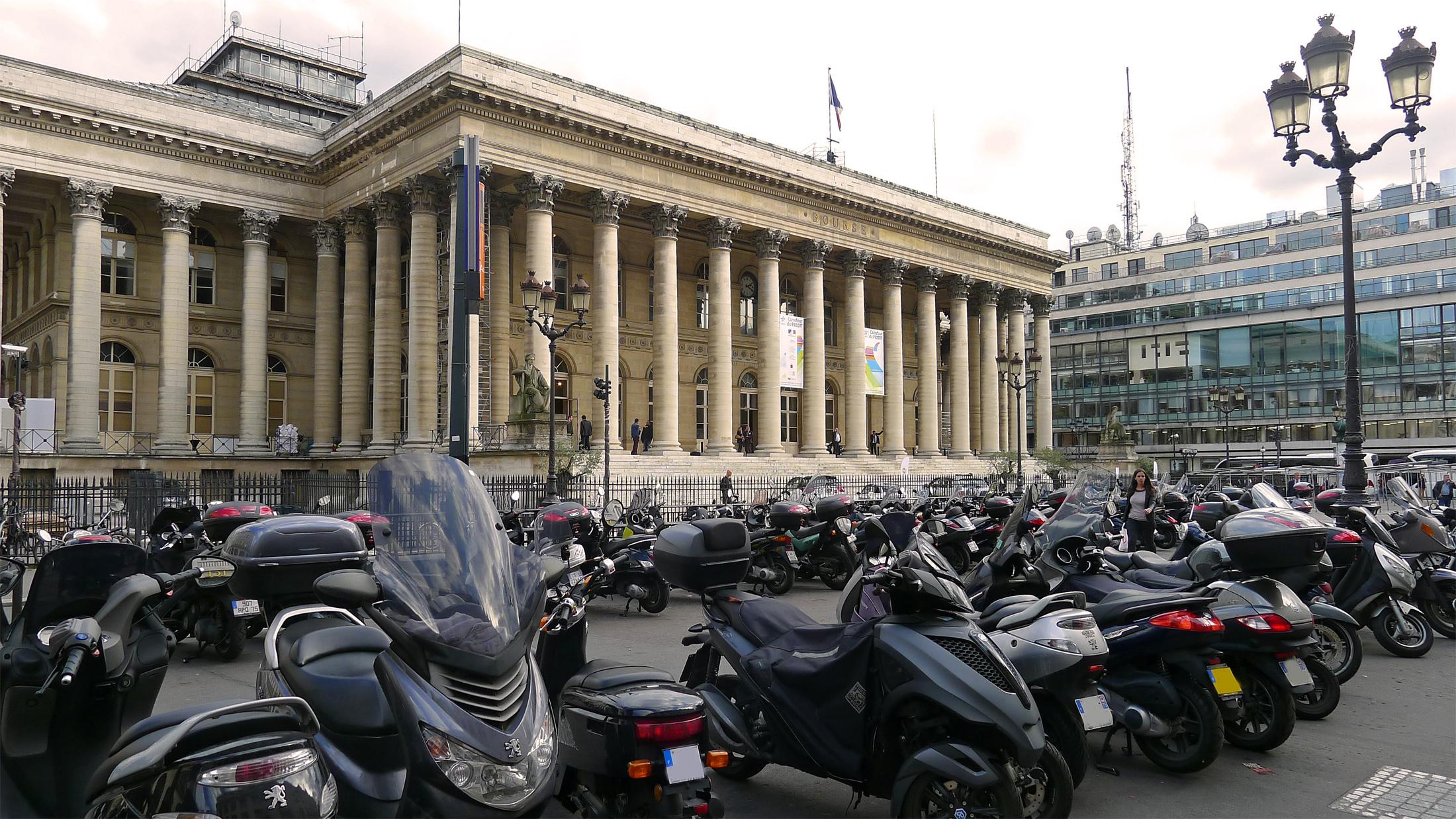 Place de la Bourse Paris Wikiwand