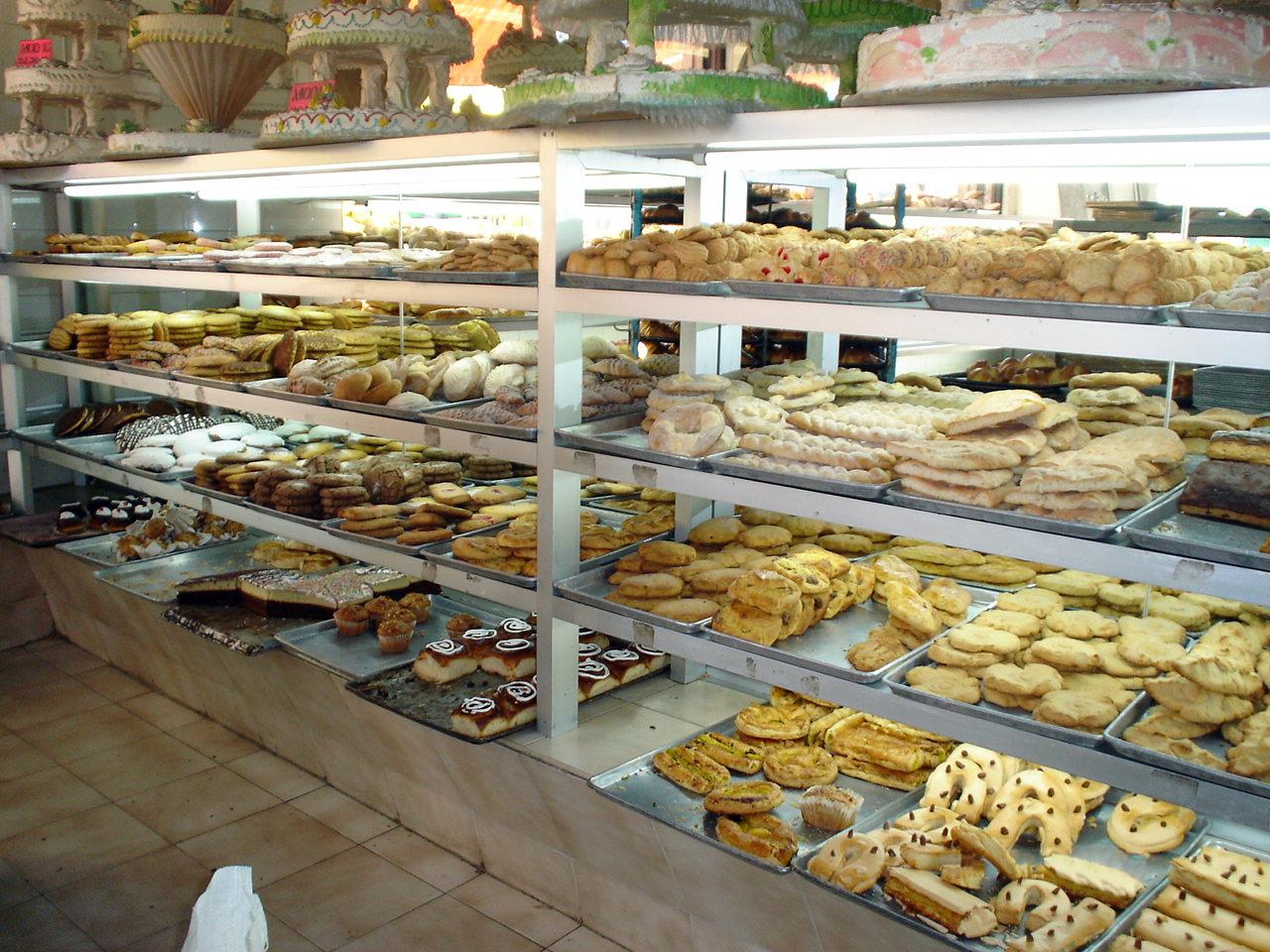 De Panaderias Mexicanas