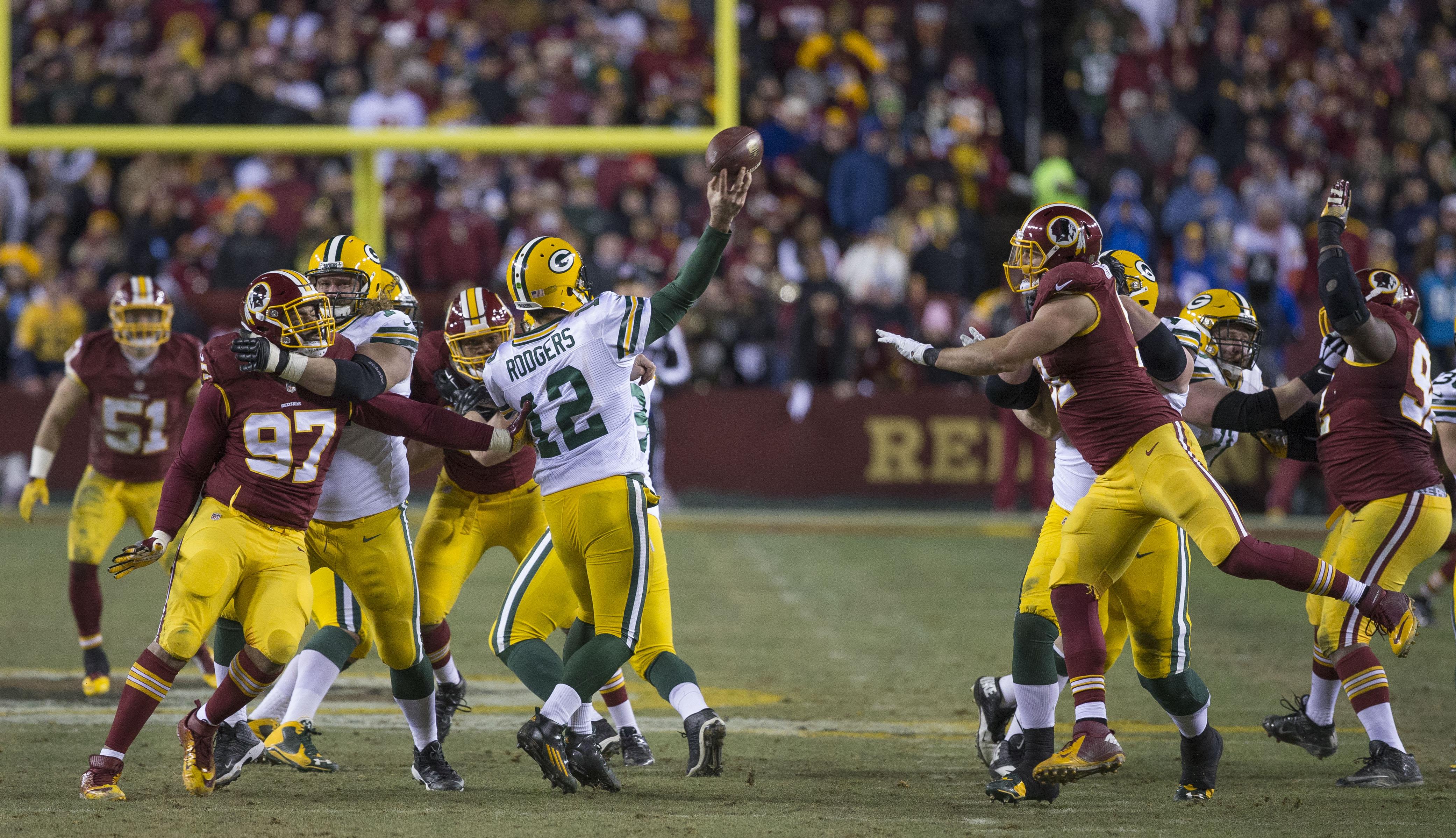 Washington Redskins James Gayle GAME Jerseys