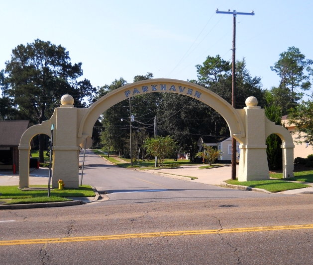 File:ParkhavenArch (Hattiesburg, MS).jpg - Wikipedia