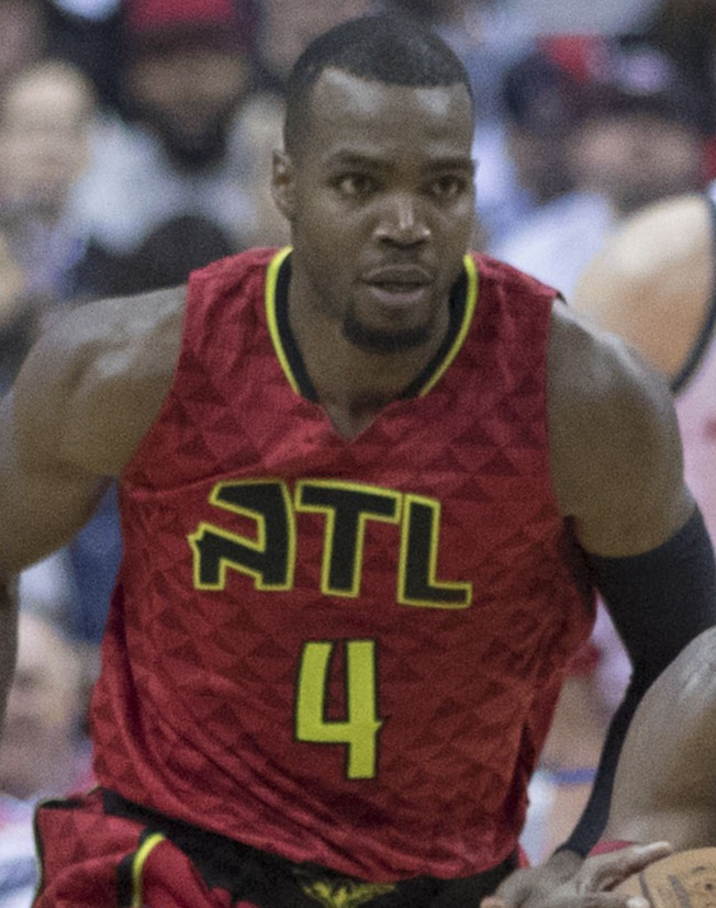 The 33-year old son of father (?) and mother(?) Paul Millsap in 2018 photo. Paul Millsap earned a  million dollar salary - leaving the net worth at 2 million in 2018