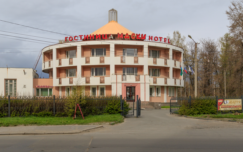 Hotels in Petrozavodsk, Karelia. Description, prices, photos
