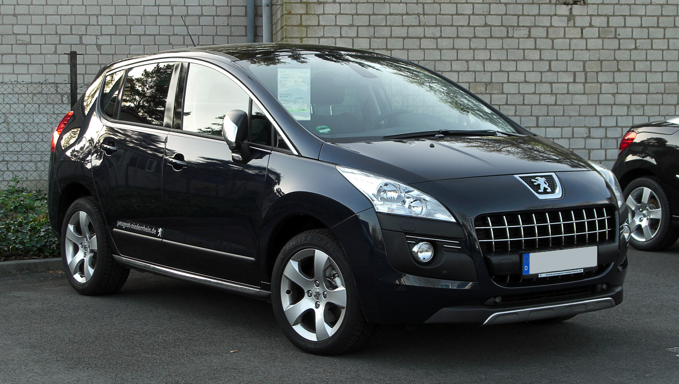 soubor peugeot 3008 hdi fap 150 platinum frontansicht 9 april 2011 wikipedie. Black Bedroom Furniture Sets. Home Design Ideas