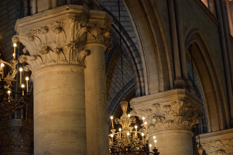 File Pilares De Catedral De Notre Dame De París Jpg Wikimedia Commons