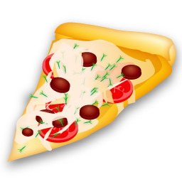 File Pizza Slice Icon Png Wikimedia Commons