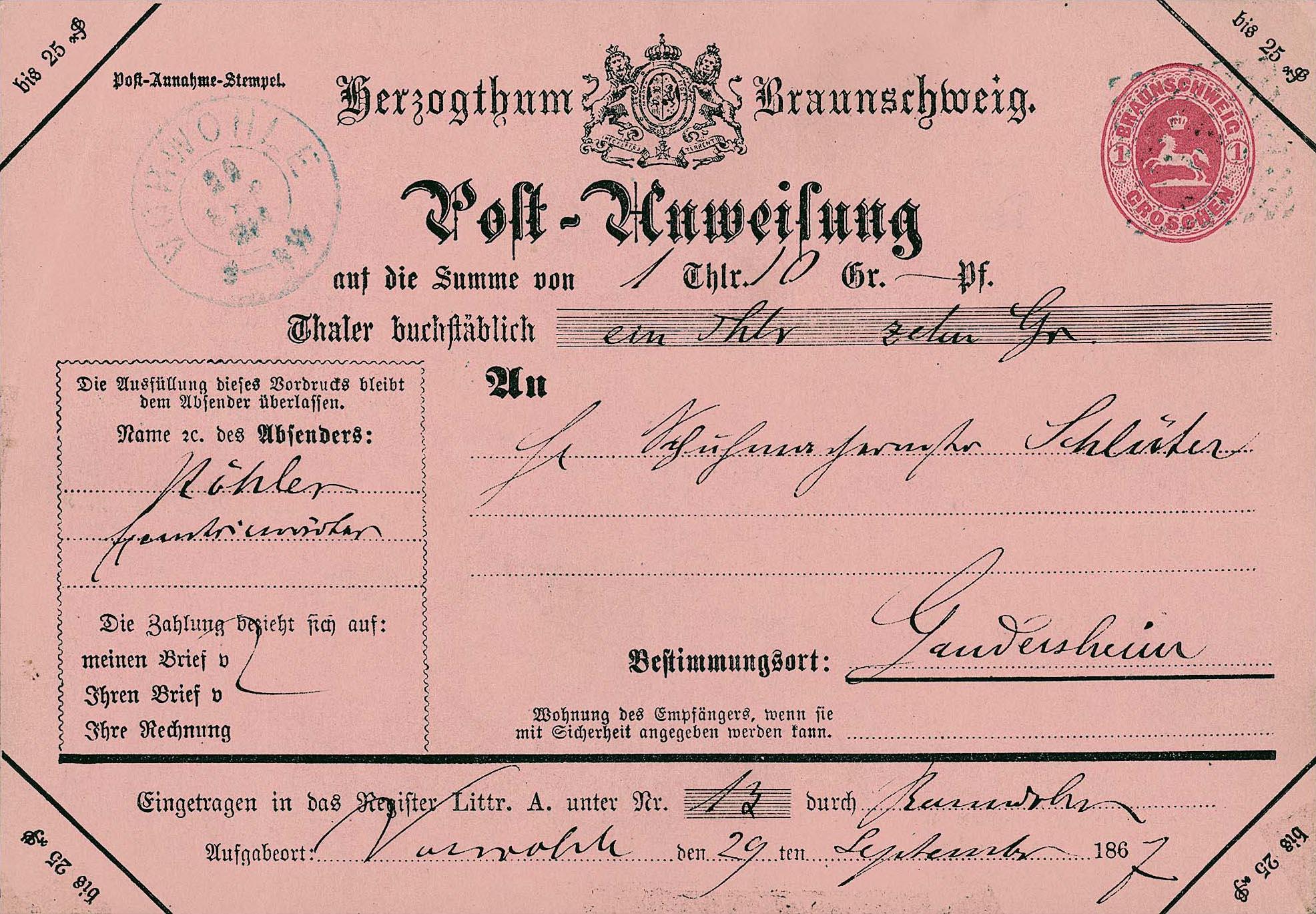 Money order - Wikipedia