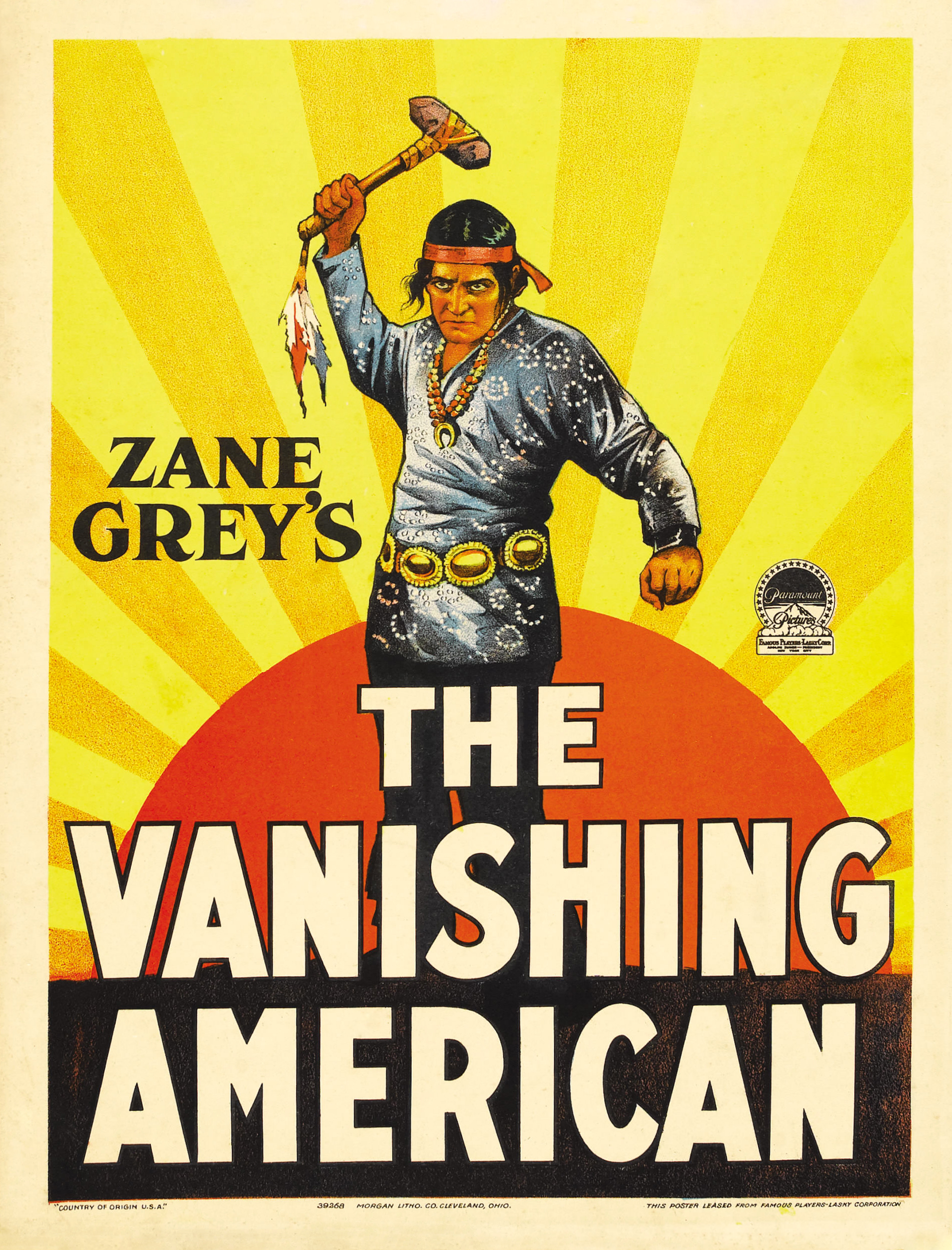 posters_File:Poster - Vanishing American, The (1925) 01.jpg - Wikimedia Commons