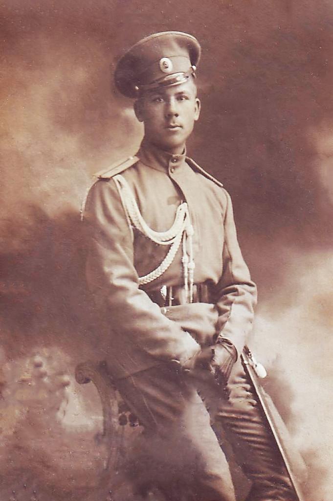 Lieutenant V.K. Kotlinsky