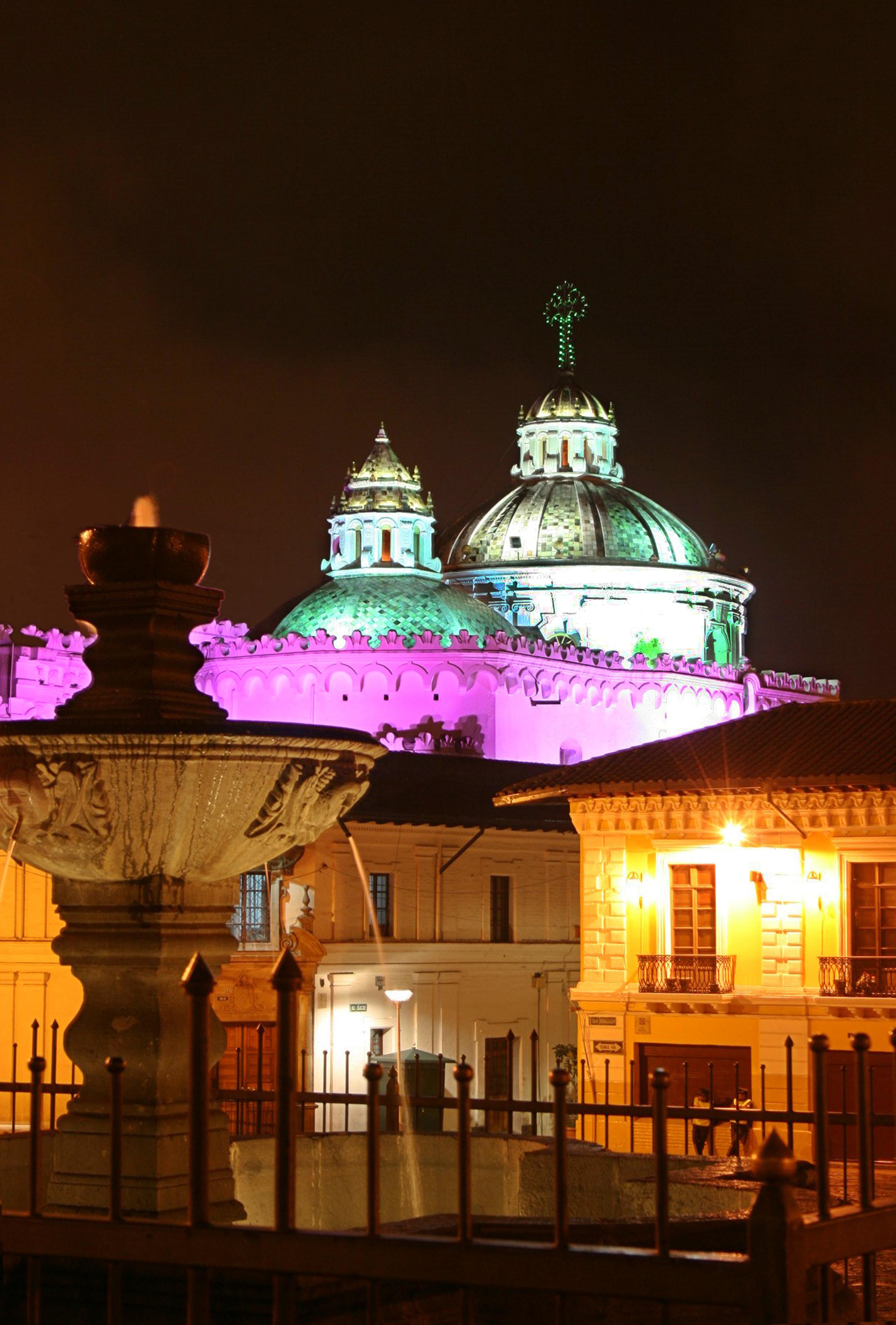 Centro Historico de Quito la Ronda Quito Centro Histórico.jpg