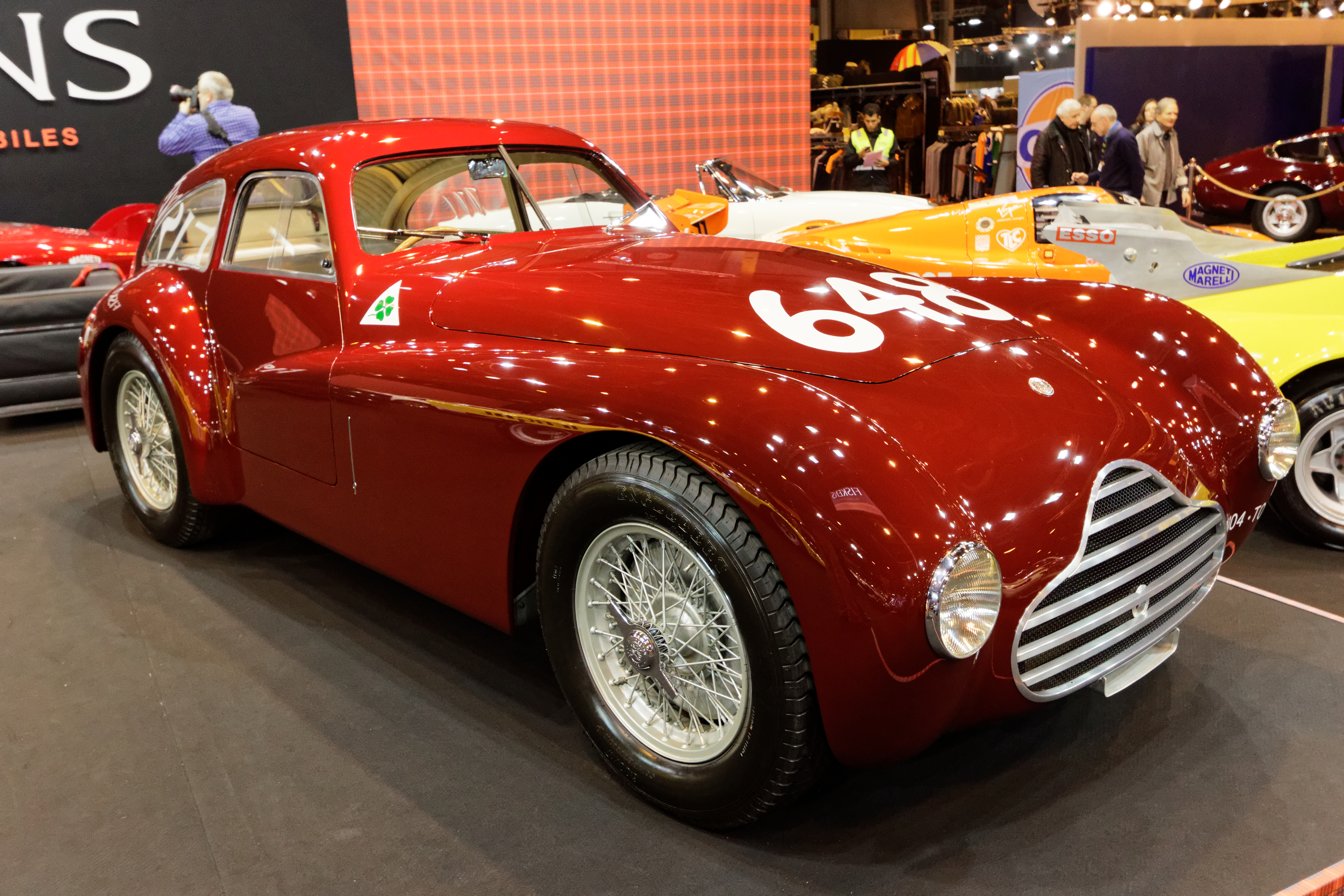G To Rpm Conversion Chart: Alfa Romeo 6C - Wikipedia,Chart