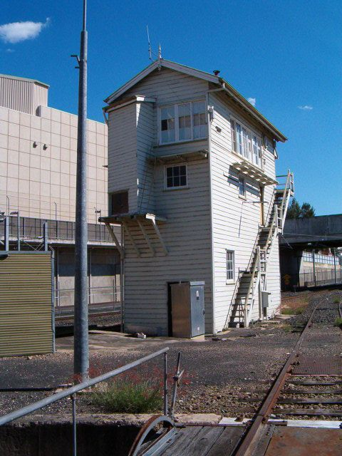 Railway Signal Cabin And Turntable Ipswich Wikipedia