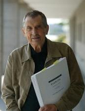 Einojuhani Rautavaara in september 2003