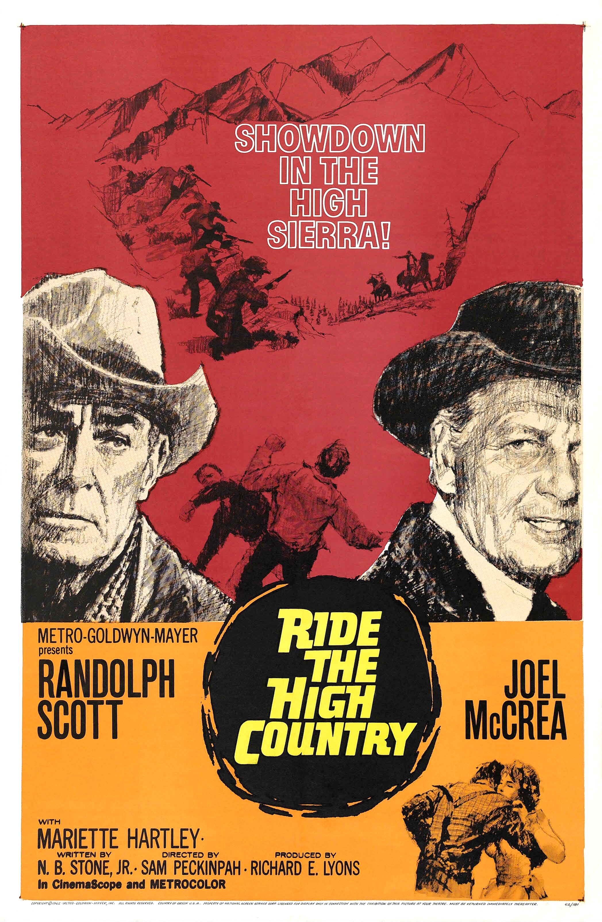 The Good Ride >> Ride the High Country - Wikiquote
