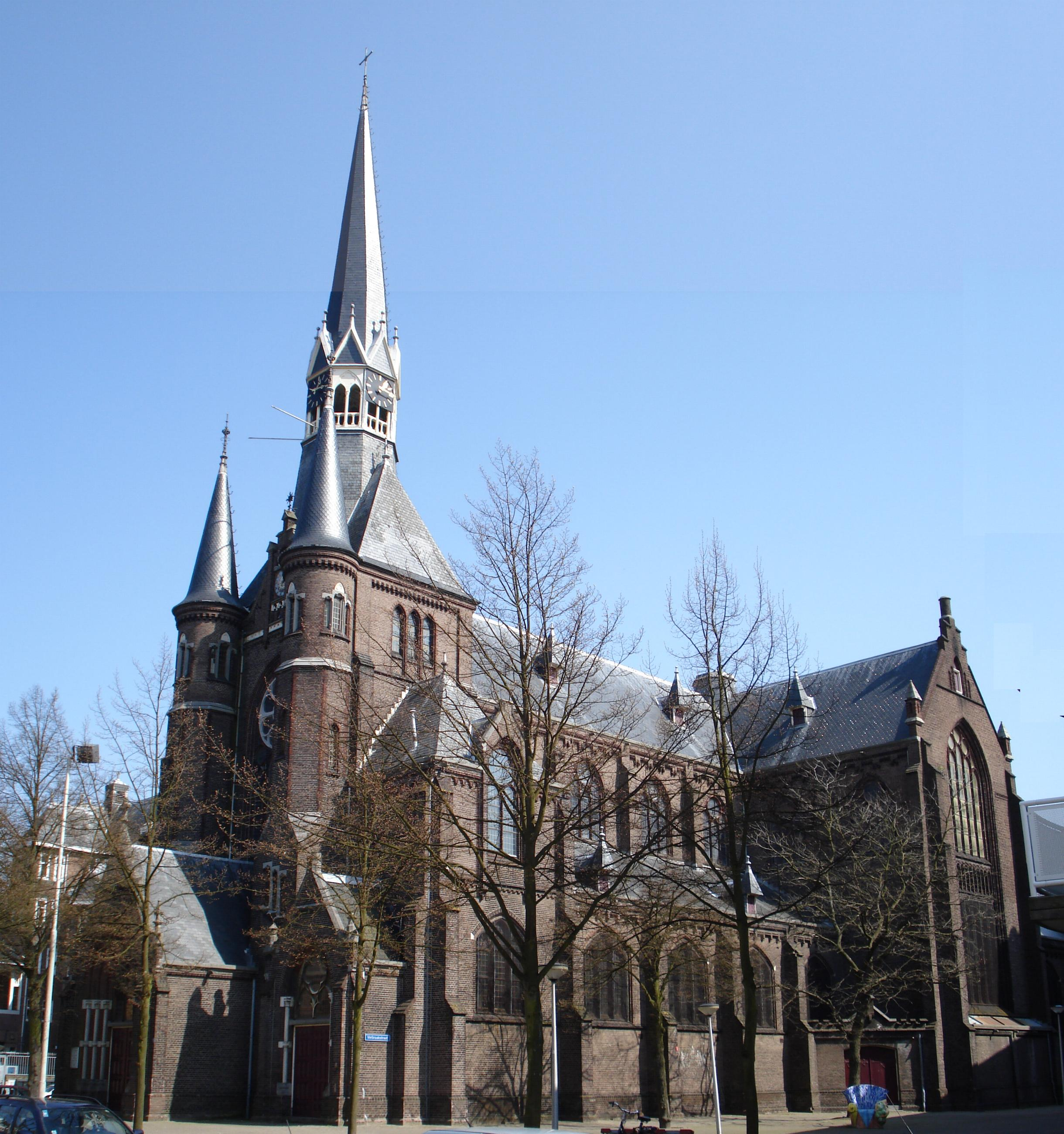 Sint-Hildegardis en Antoniuskerk - Wikipedia