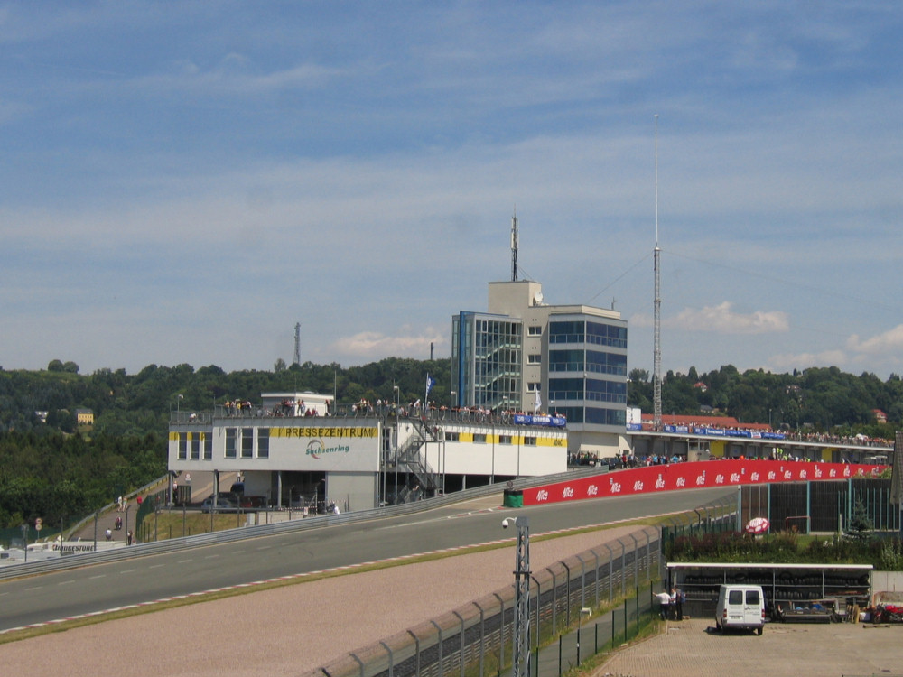Rennstreckentraining am Sachsenring am 11./12. Mai 2017