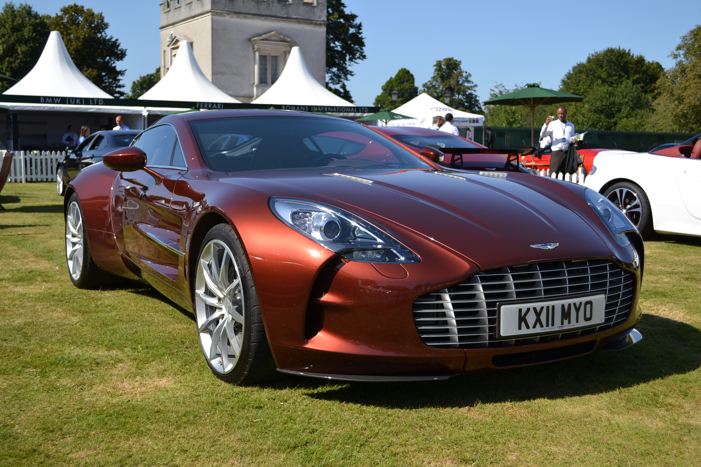 aston martin one-77 – wikipedia