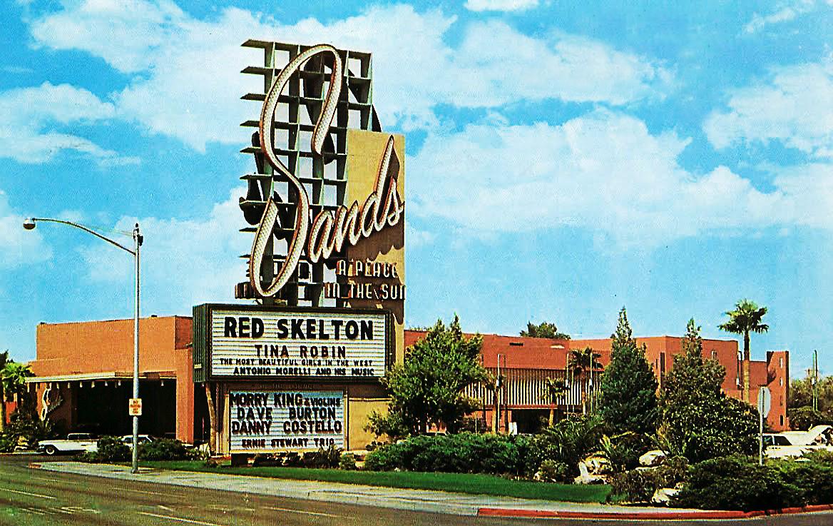 Sands Hotel Las Vegas Demolition