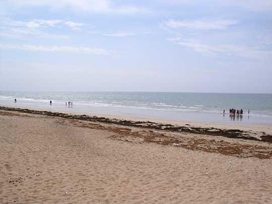 Sandspit Beach - Wikipedia