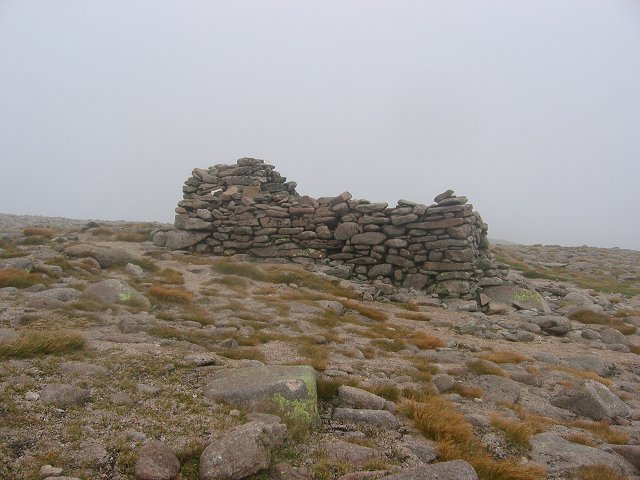 Sappers Bothy - geograph.org.uk - 50974