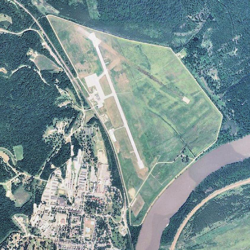 Sherman Army Airfield