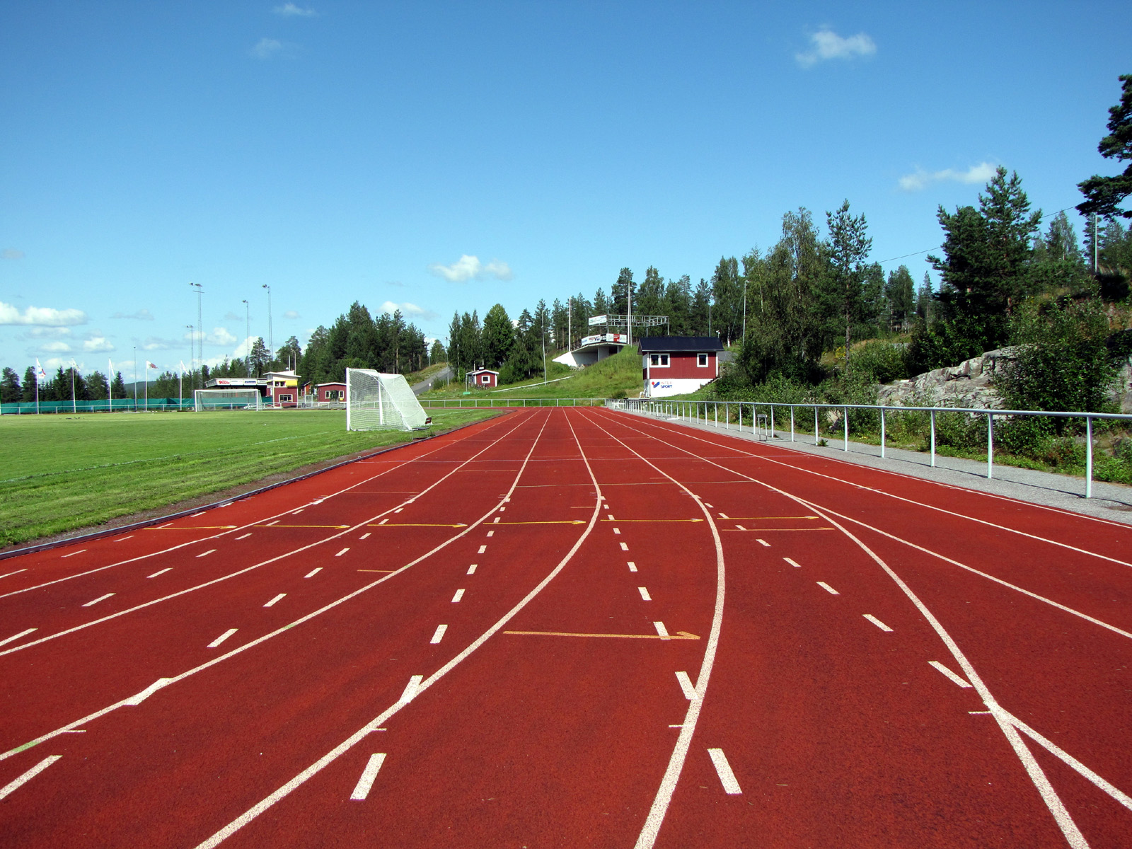 athletics track image
