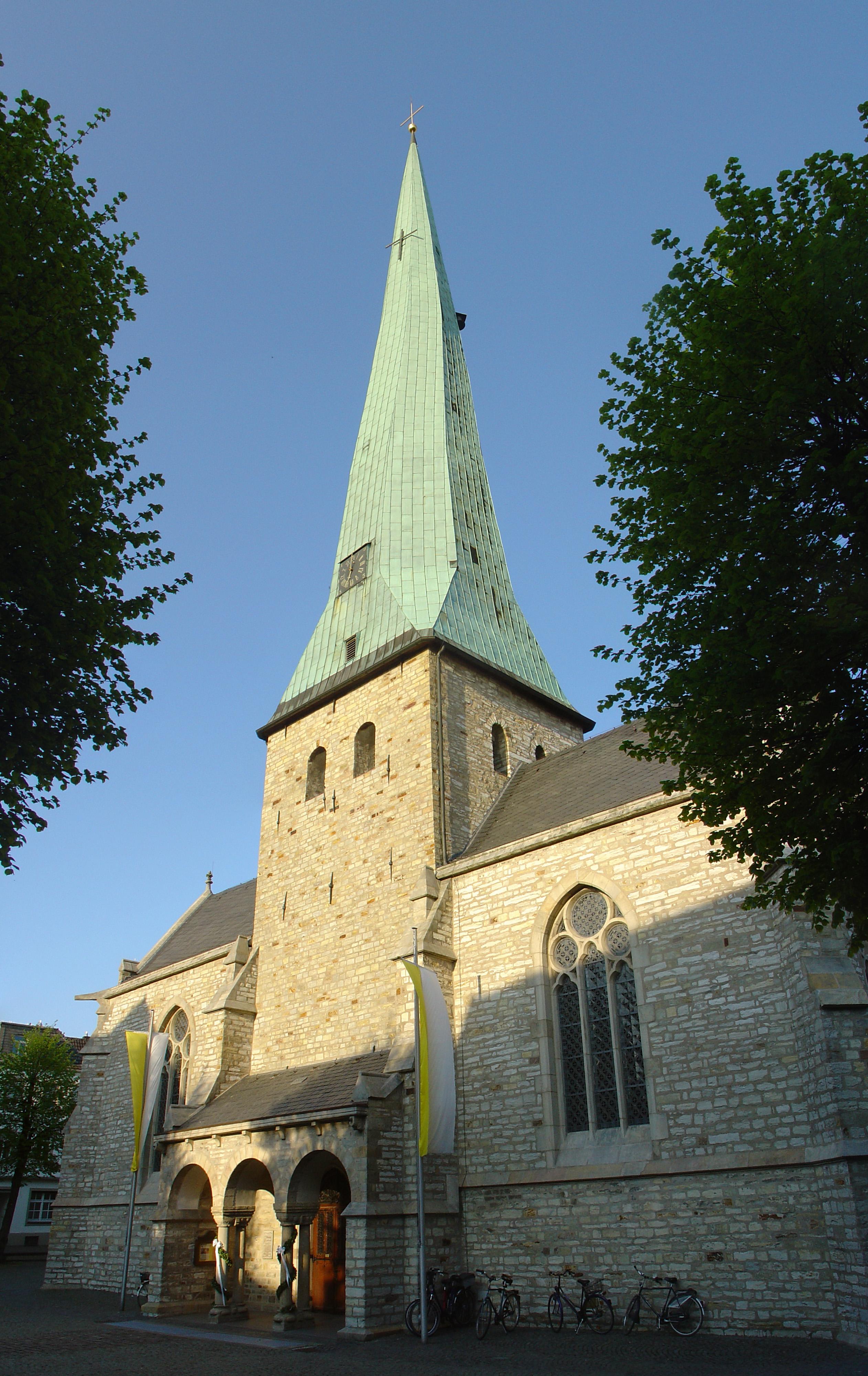 St. Johannes in Delbrück