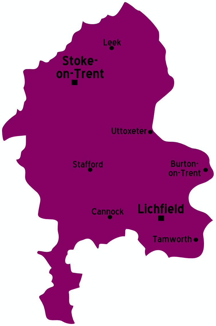 staffordshire  u2013 travel guide at wikivoyage