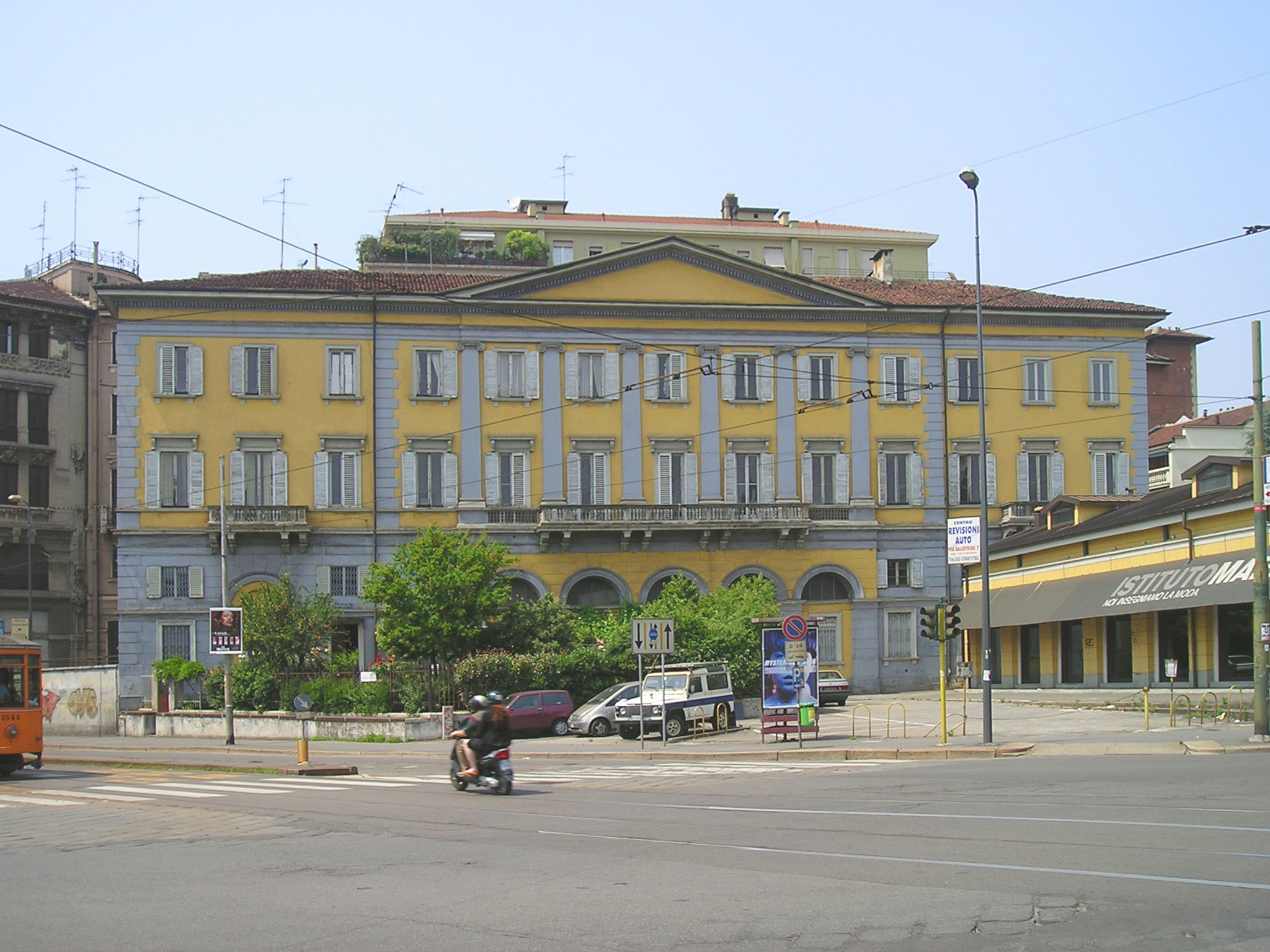 Milan monza railway wiki everipedia - Milano porta garibaldi station ...