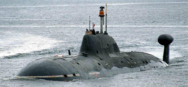 Akula Class Submarine Wikipedia