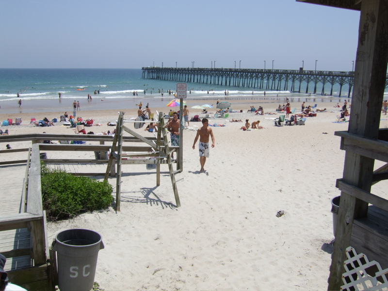 Surf city north carolina zip code