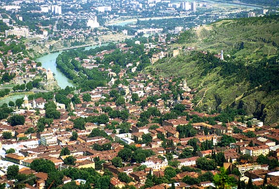 Facts About Tbilisi