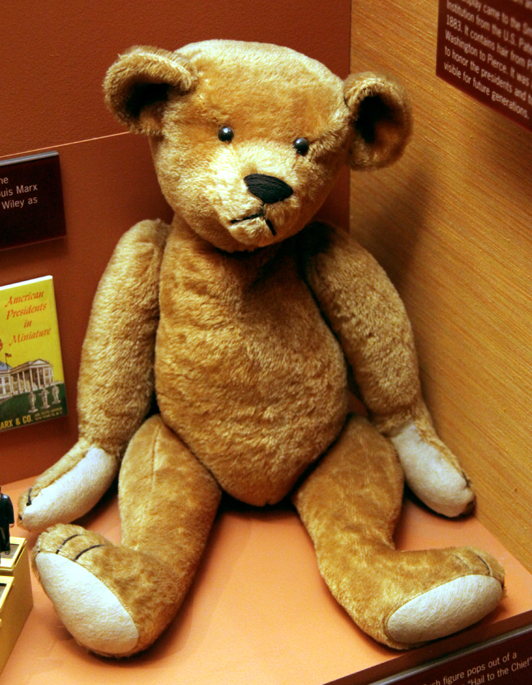 Teddy Bear Wikipedia