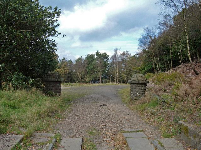 Terraced Gardens, Rivington - geograph.org.uk - 572442
