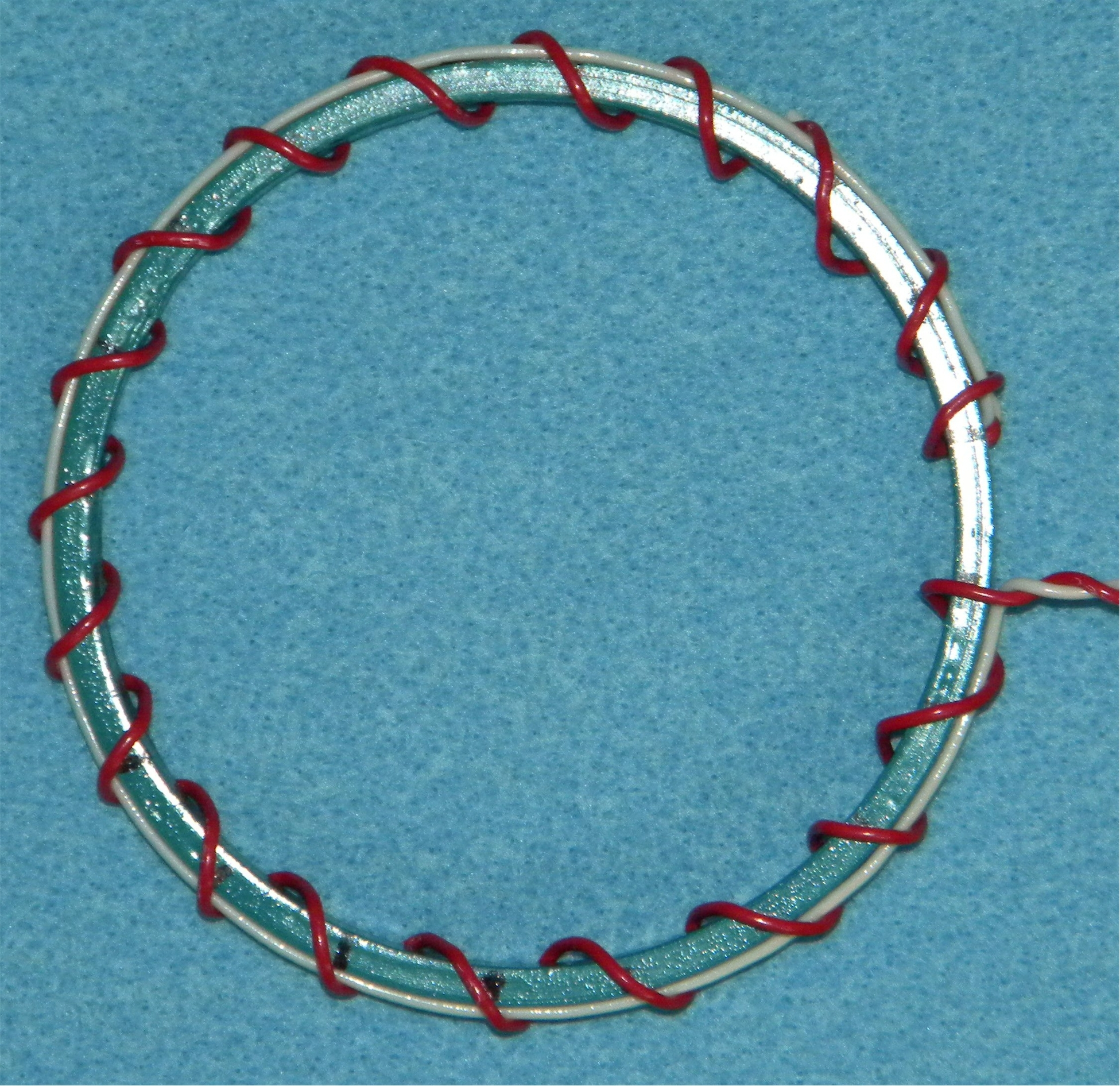 Experimentos electromagnéticos Toroidal_Inductor-Simple_with_Return_Wire