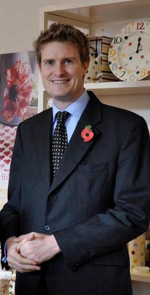 English: Tristram Hunt MP