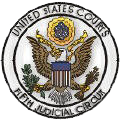 Seal for the United States Fifth Circuit court...