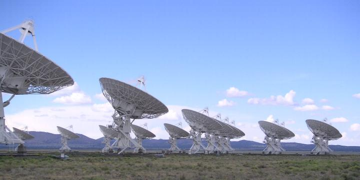 USA.NM. Very Large Array (Image Source: Wikipedia)