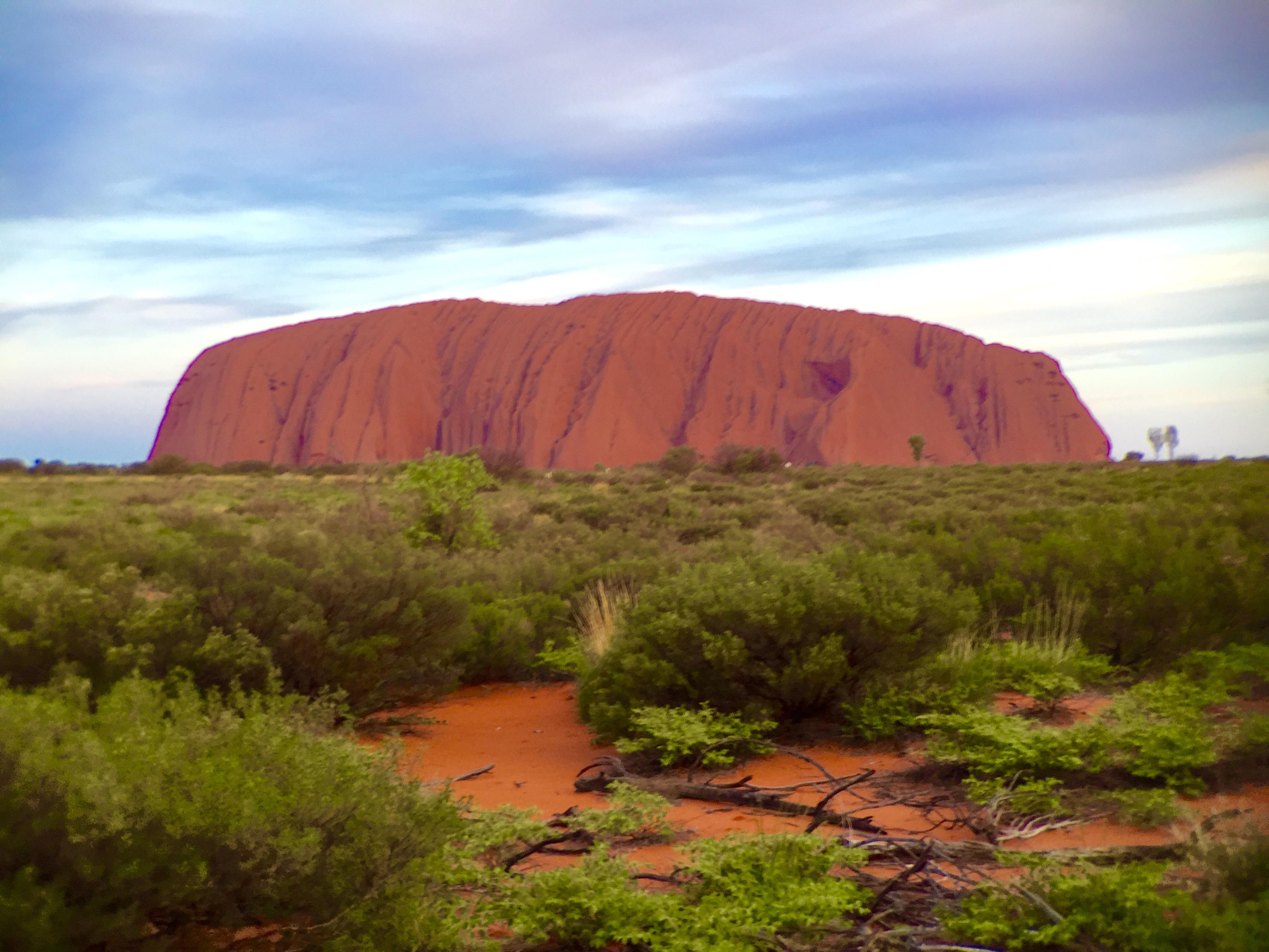 Uluru-Kata Tjuta National Park, Australia  № 891614 загрузить