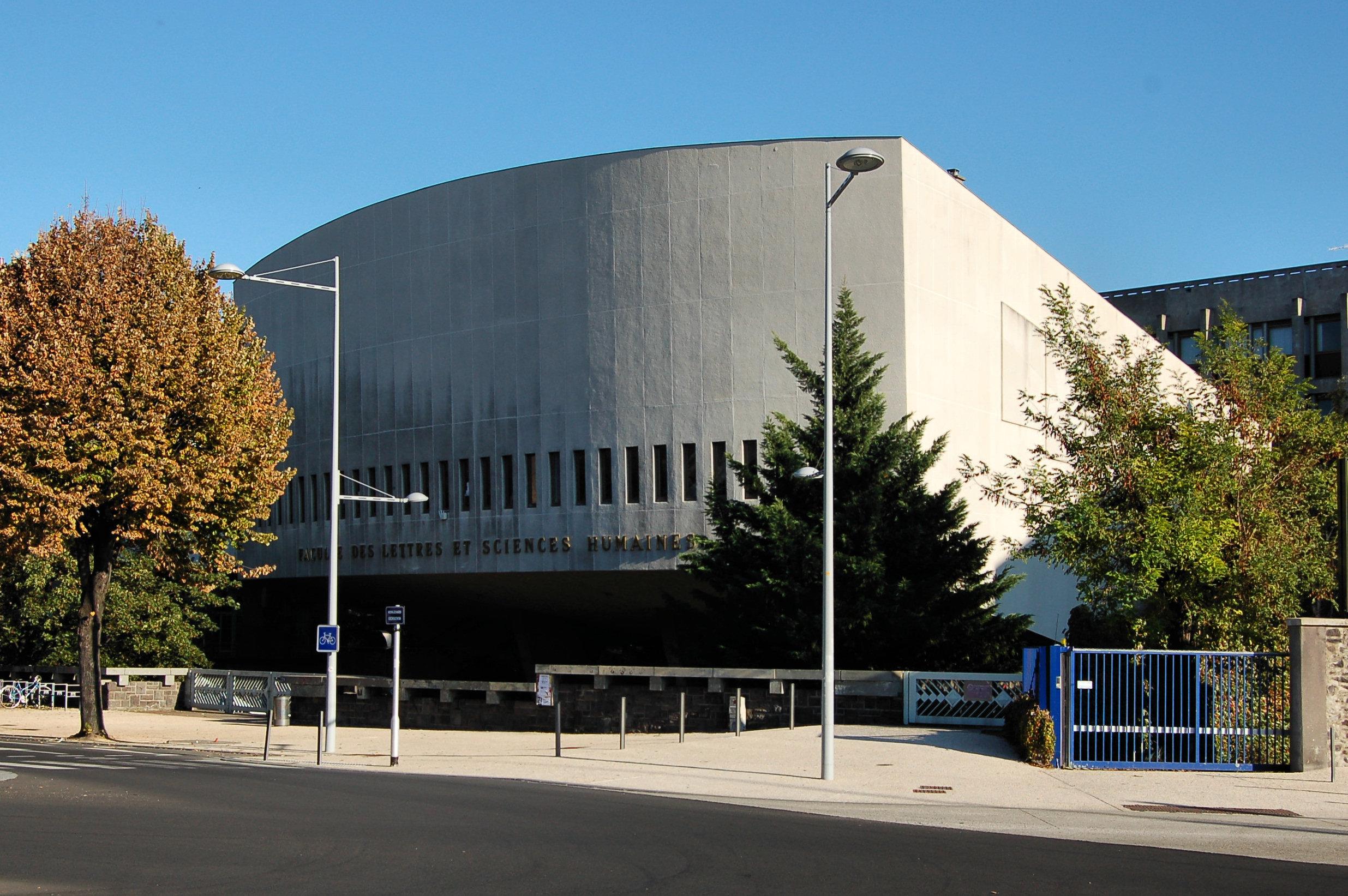 École D Architecture Clermont blaise pascal university - wikipedia