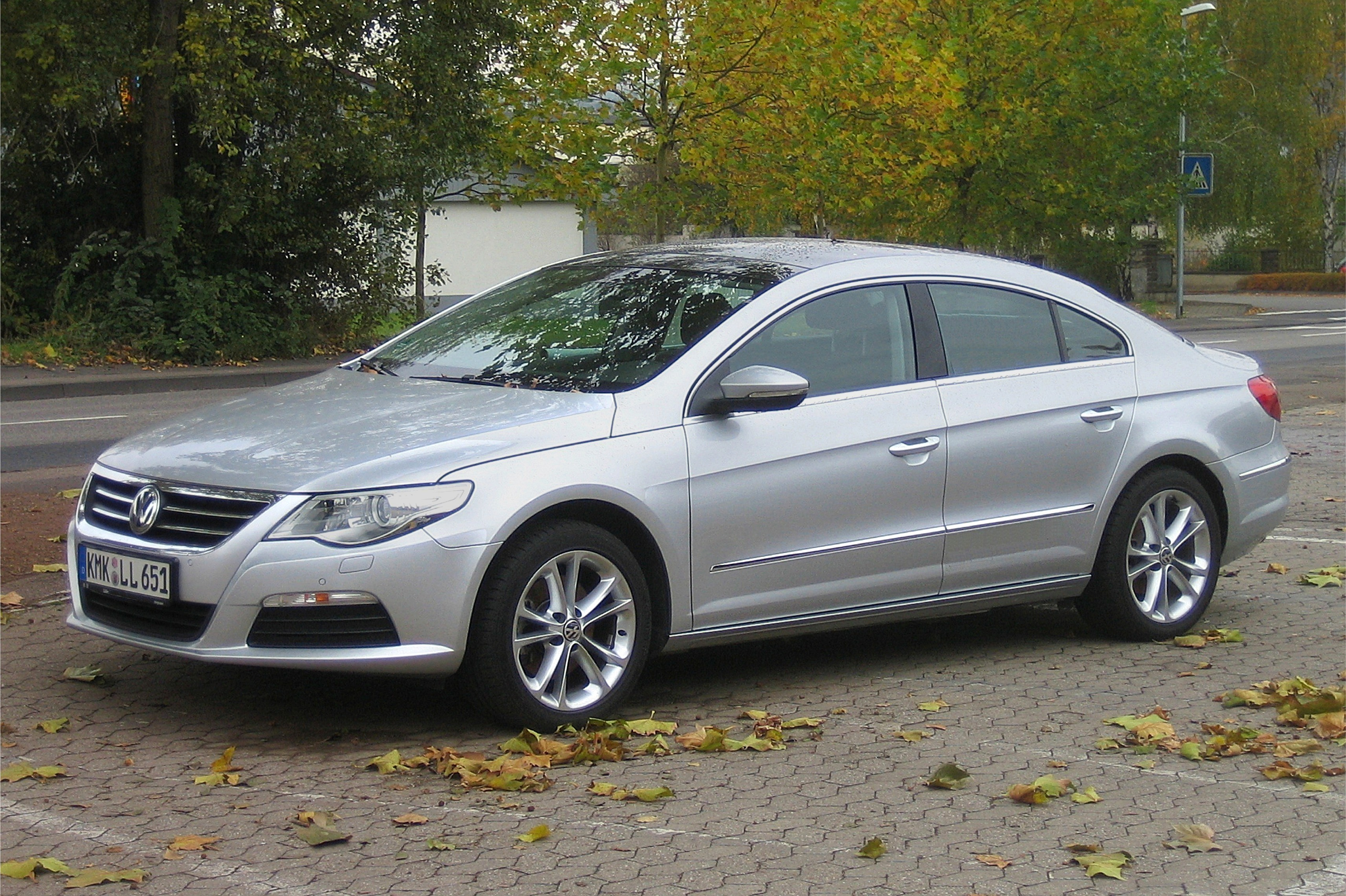 Vw Cc Grey Paint Code