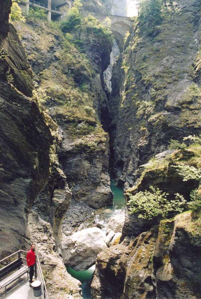 Via Mala Gorge