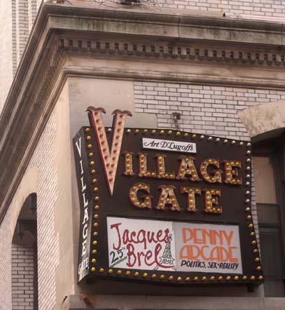 Village Gate - Wikipedia