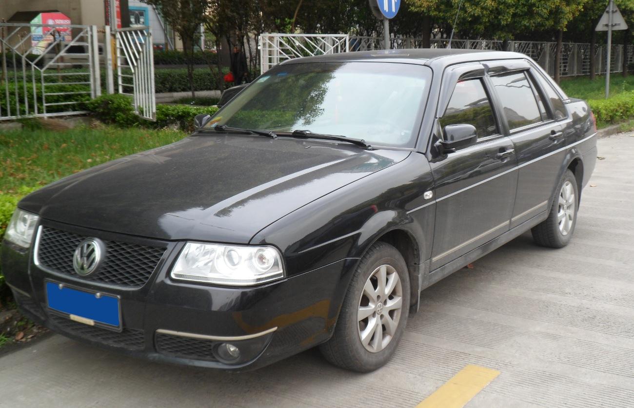 Volkswagen Santana — Вікіпедія
