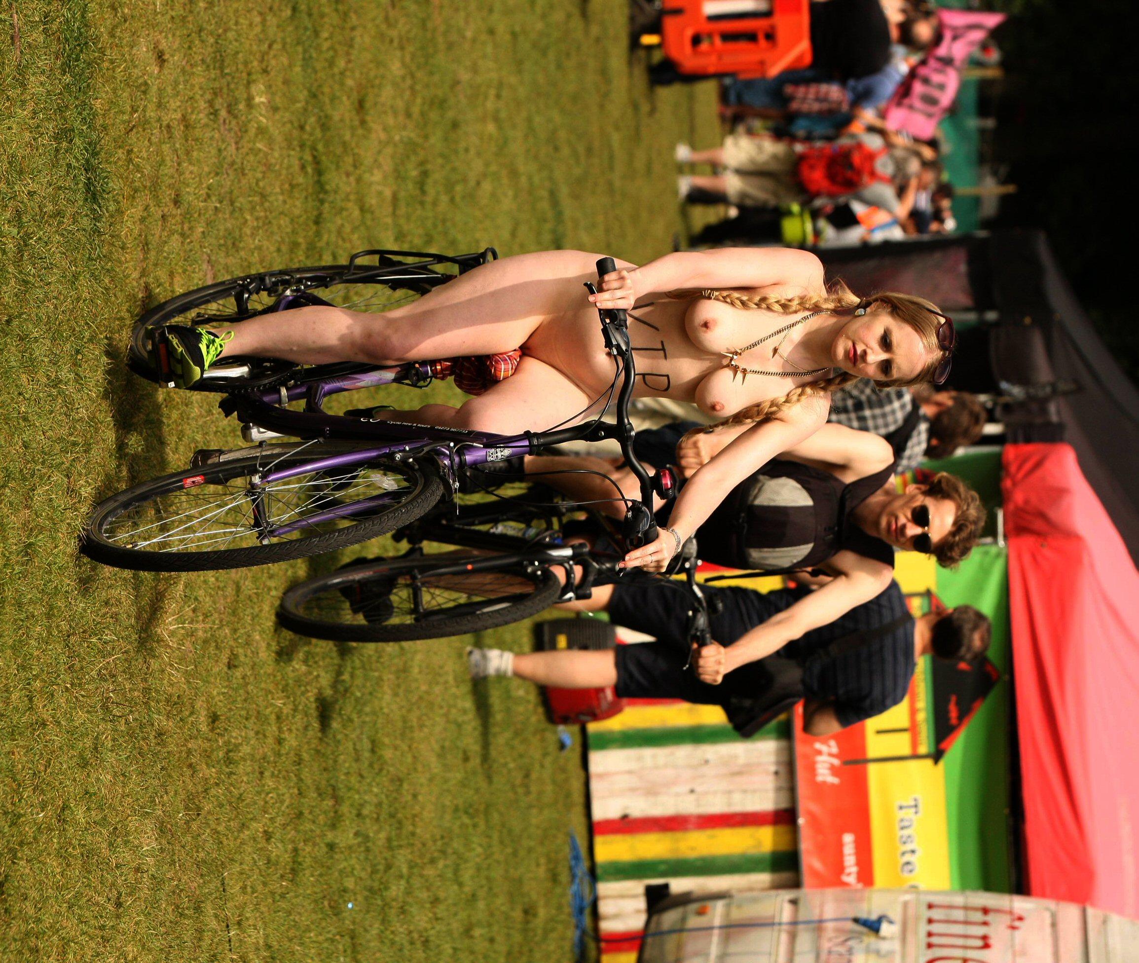 Naked bike ride new orleans