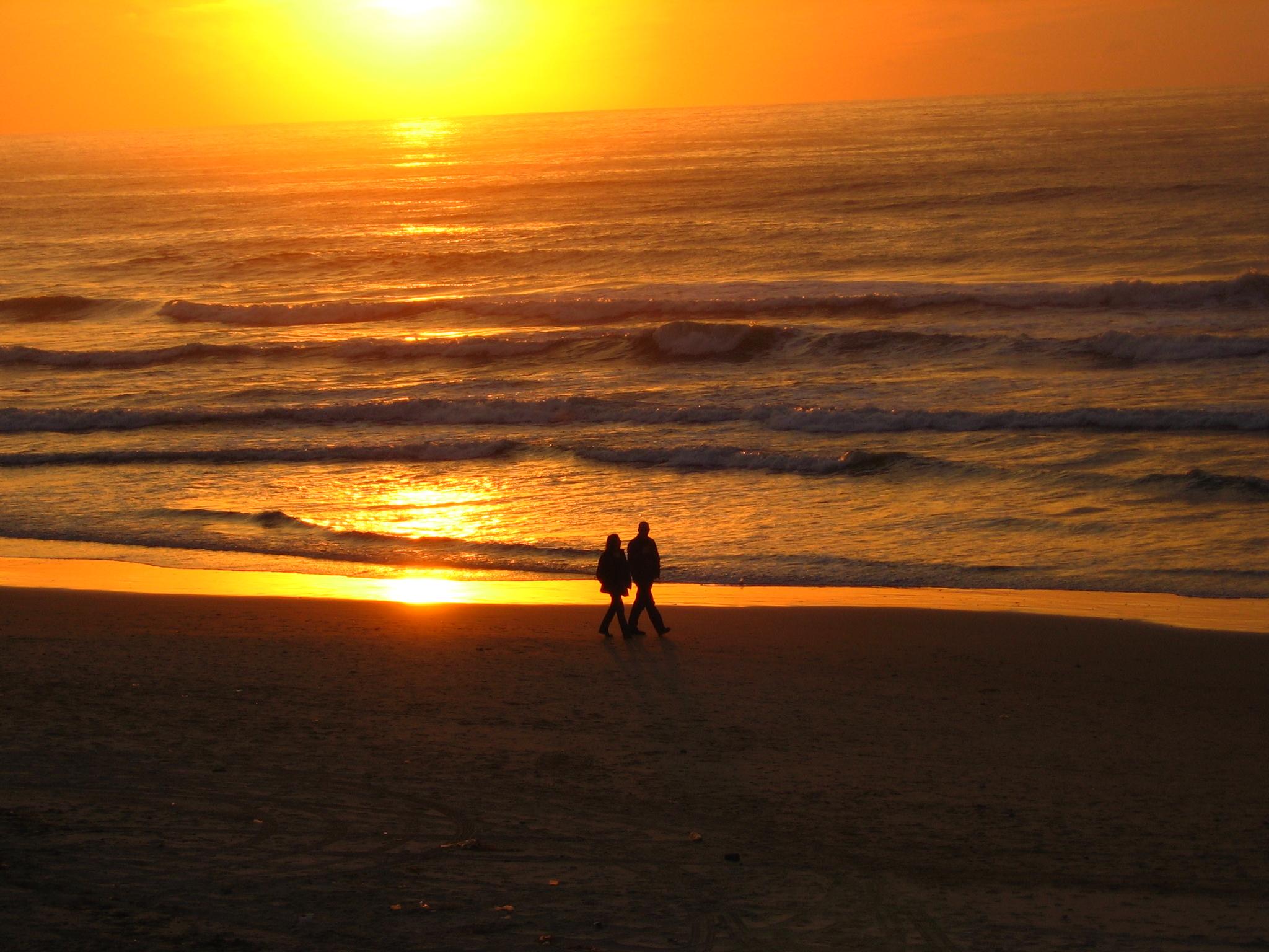 Romantic Beach Florida Panhandle
