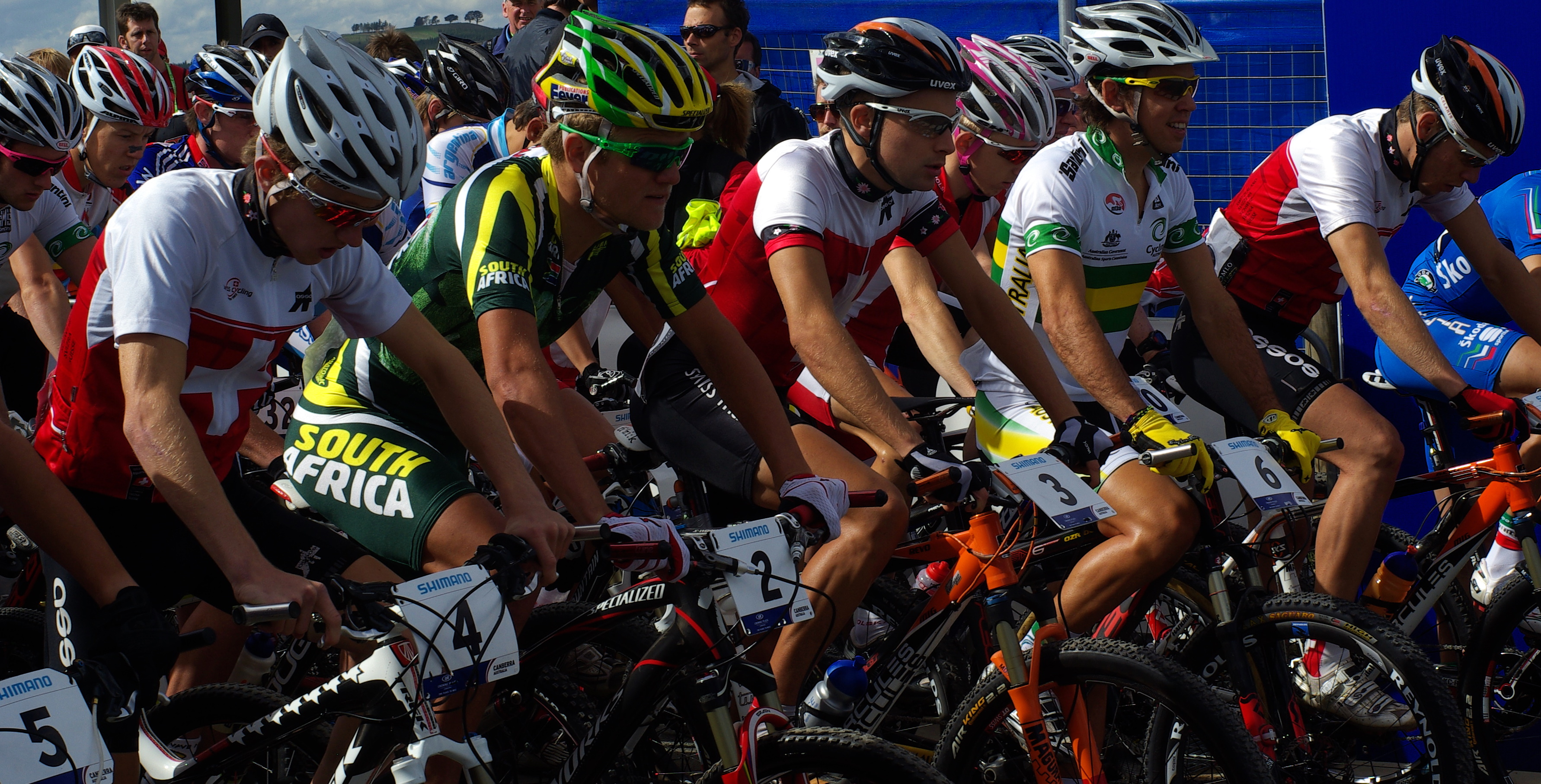 4c95a22ab26 UCI Mountain Bike World Championships - Wikipedia